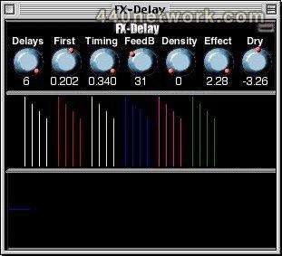 PolyFractus FX-Delay