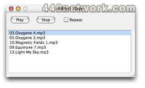 Avaritia Design siMPle3 Player