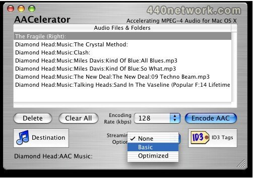 Mac:method AACelerator