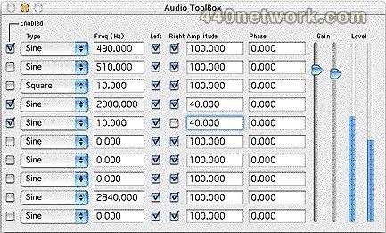 Black Cat Systems Mac Audio Toolbox