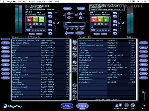 Fidelity Media MegaSeg DJ