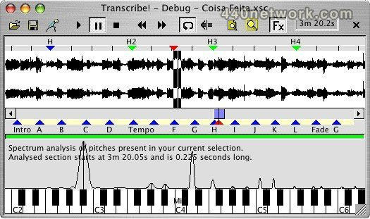 Seventh String Software Transcribe