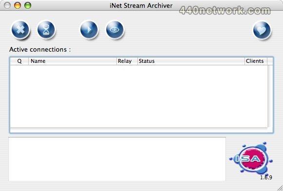 Xample informatique iNet Stream Archiver