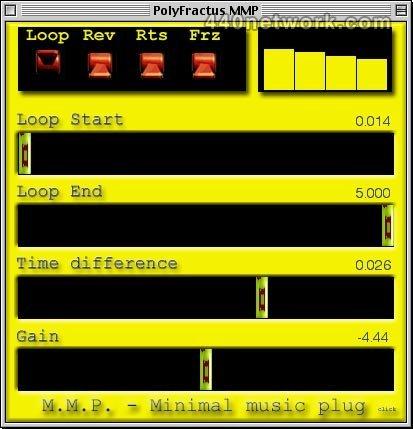 PolyFractus Minimal Music Plug
