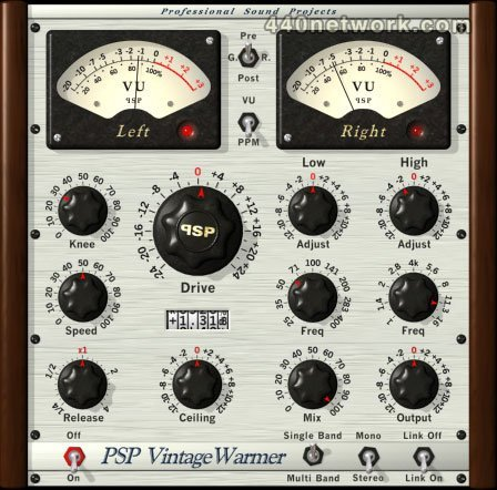 PSP Audioware PSP VintageWarmer