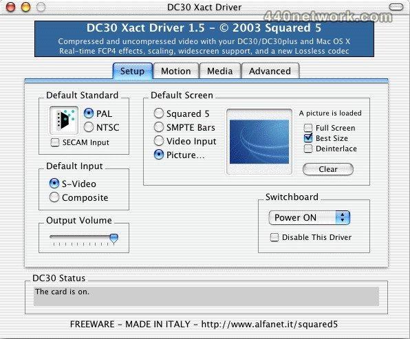 Squared 5 DC30 Xact