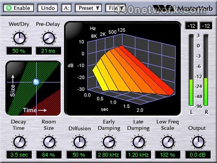 Wave Arts MasterVerb4
