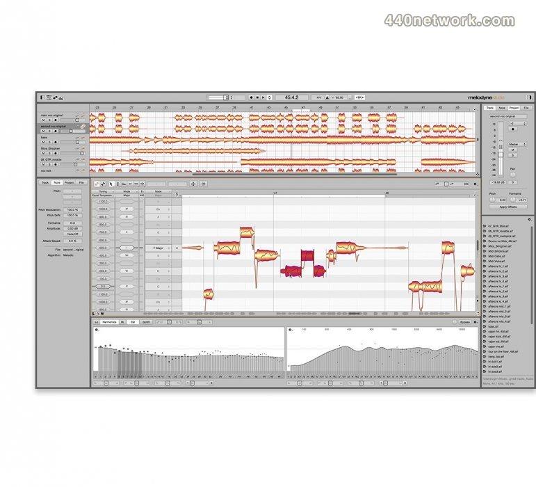 Celemony Software Melodyne Studio