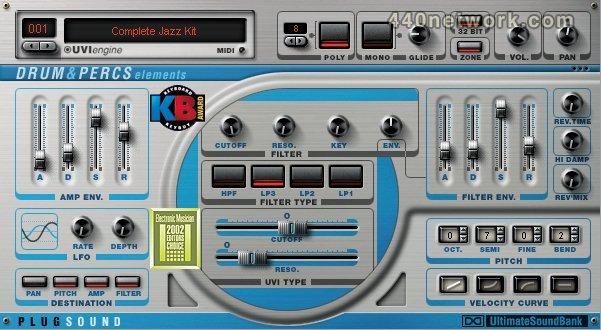 Ultimate Sound Bank Plugsound vol.3 - Drums