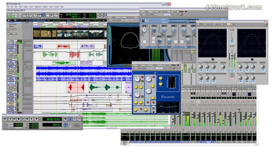 Digidesign Pro Tools HD