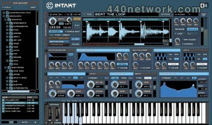 Native Instruments Intakt
