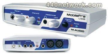 M-Audio MobilePre USB driver
