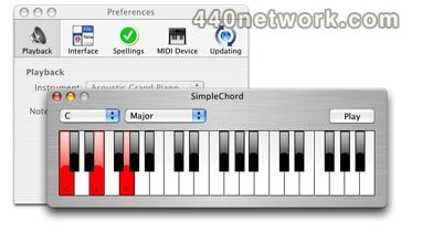 Wonder Warp simplechord