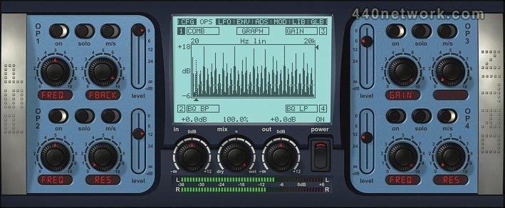 PSP Audioware PSP Nitro