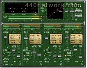 McDSP MC2000