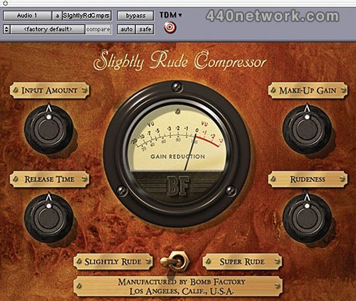 Avid Slightly Rude Compressor