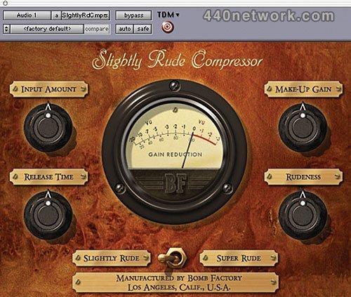 Avid Slightly Rude Compressor