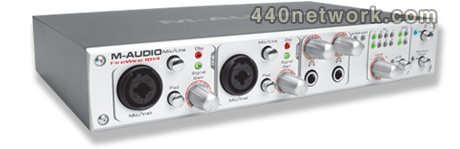 M-Audio Firewire 1814 driver
