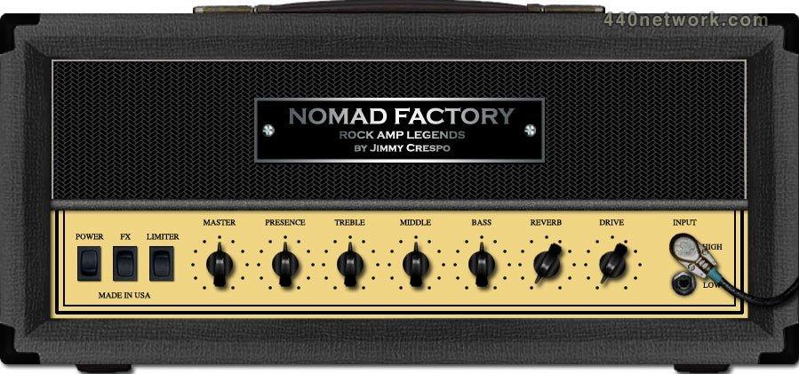 Nomad Factory Rock Amp Legends