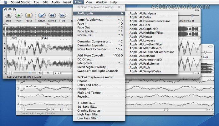 Felt Tip Software Sound Studio
