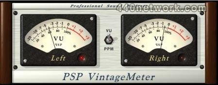 PSP Audioware PSP VintageMeter