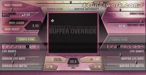 Super Destroy FX Bufferoverride