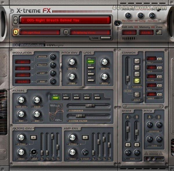 Ultimate Sound Bank X-treme FX