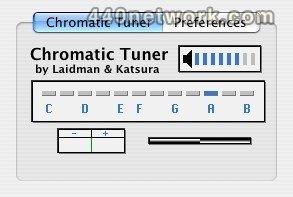 Laidman & Katsura RK Chromatic Tuner AU