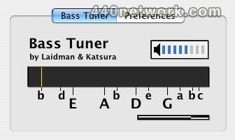 Laidman & Katsura Bass Tuner AU
