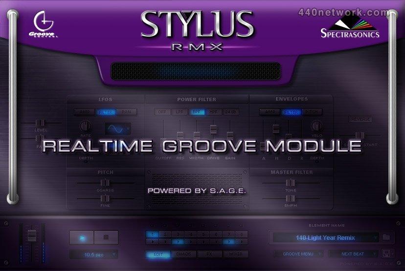 Spectrasonics Stylus-RMX