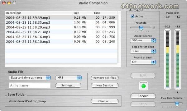 Roni music Audio Companion