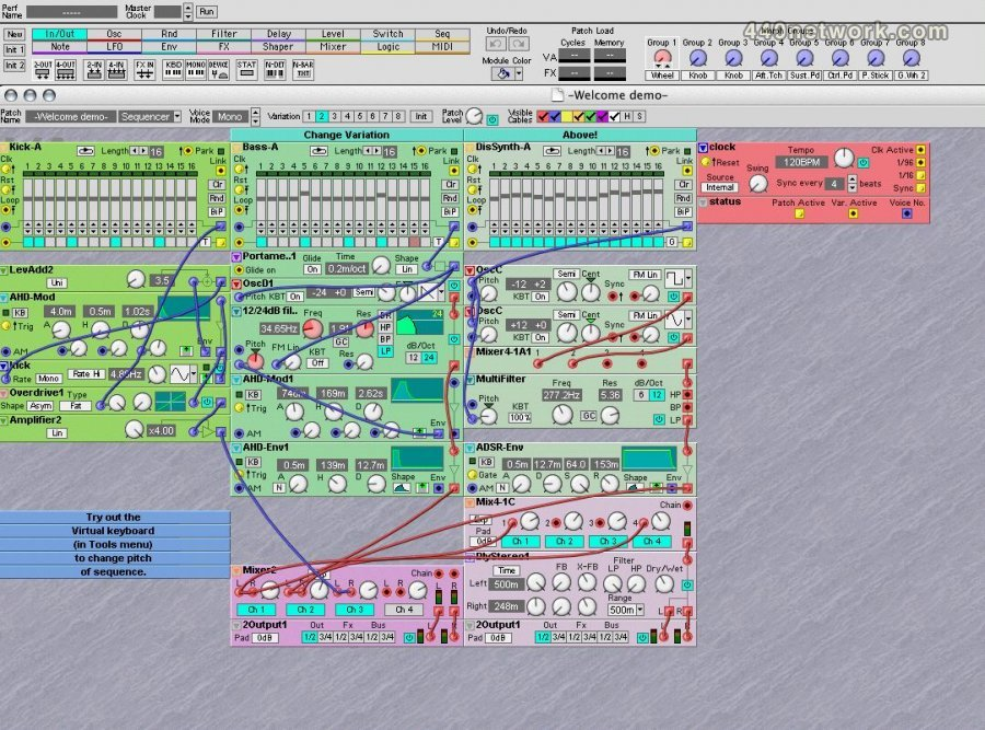 Nord Nord Modular G2 Editor