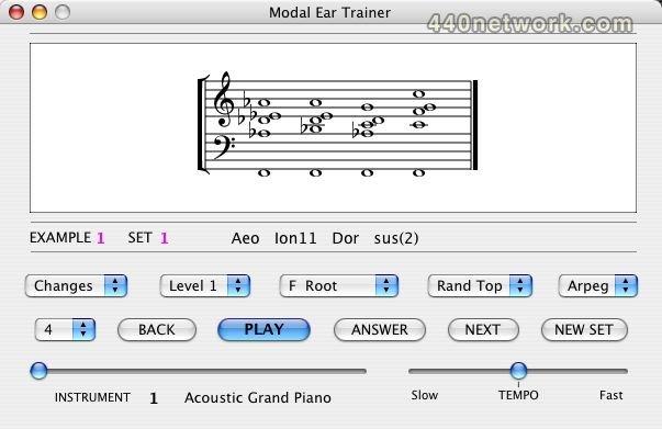Ron Miller Modal Ear