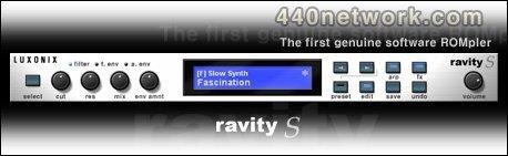 Luxonix ravity(S)