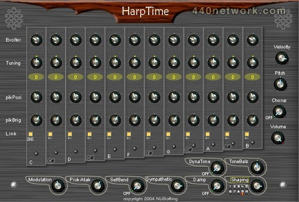 NUSofting HarpTime Pro