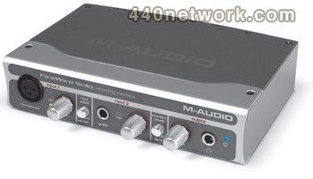M-Audio FireWire Solo Driver