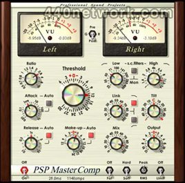 PSP Audioware PSP MasterComp