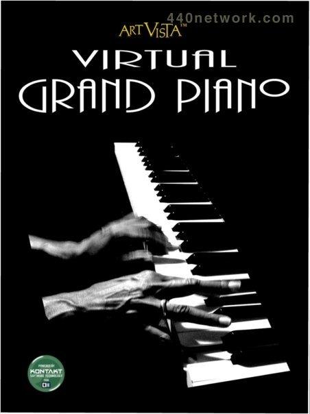 Art Vista Productions Virtual Grand Piano