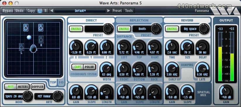 Wave Arts Panorama