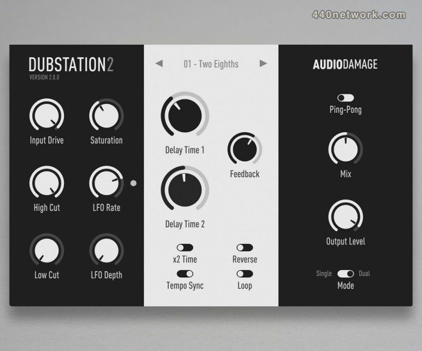 Audio Damage DubStation