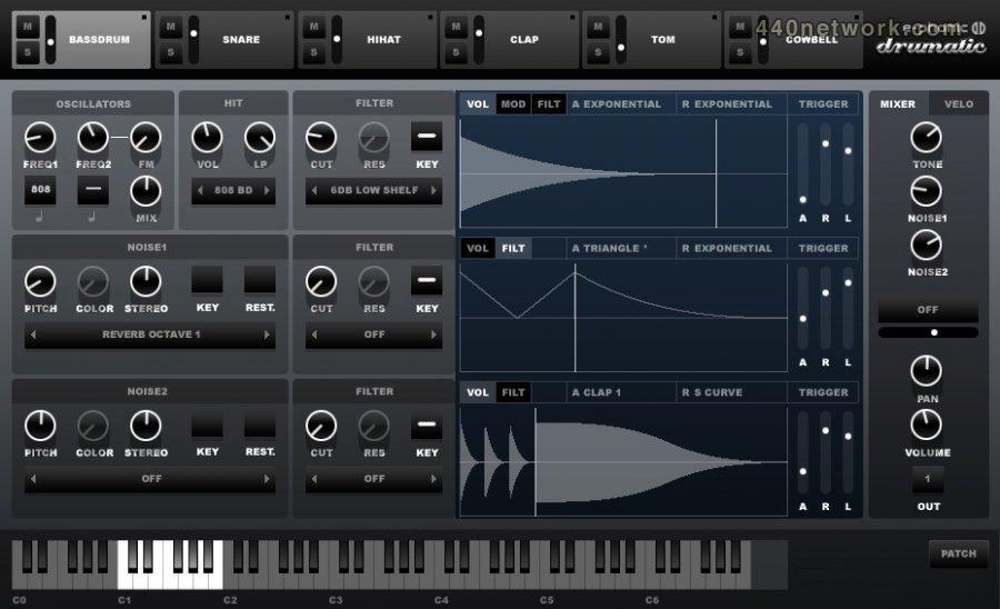 E-phonic Drumatic