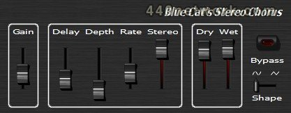 Blue Cat Audio Blue Cat's Stereo Chorus