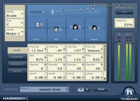 TC Electronic Harmony4