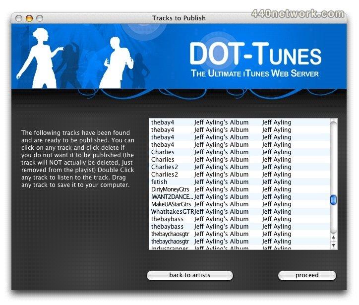 Wham Dot DOT-TUNES
