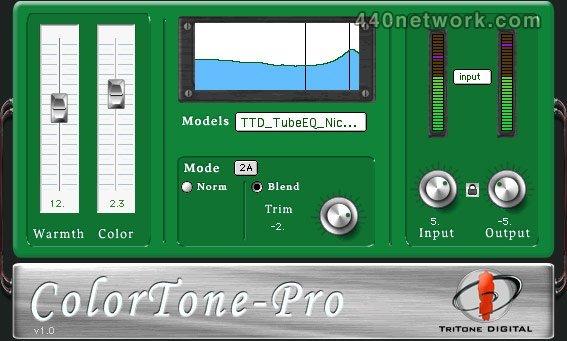 TriTone Digital ColorTone