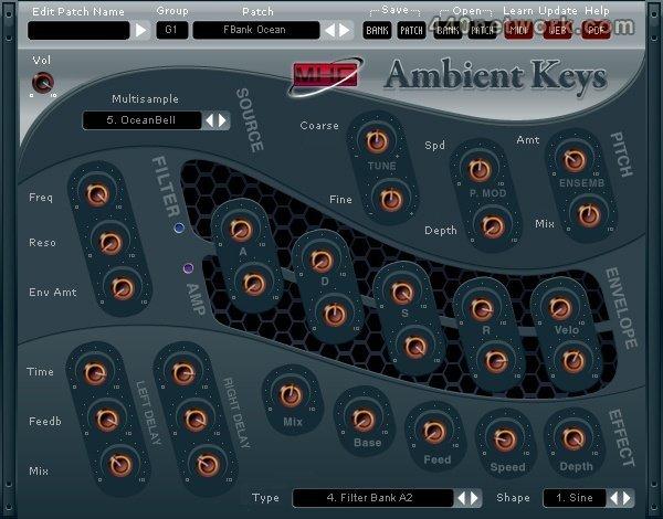 MHC Ambient Keys