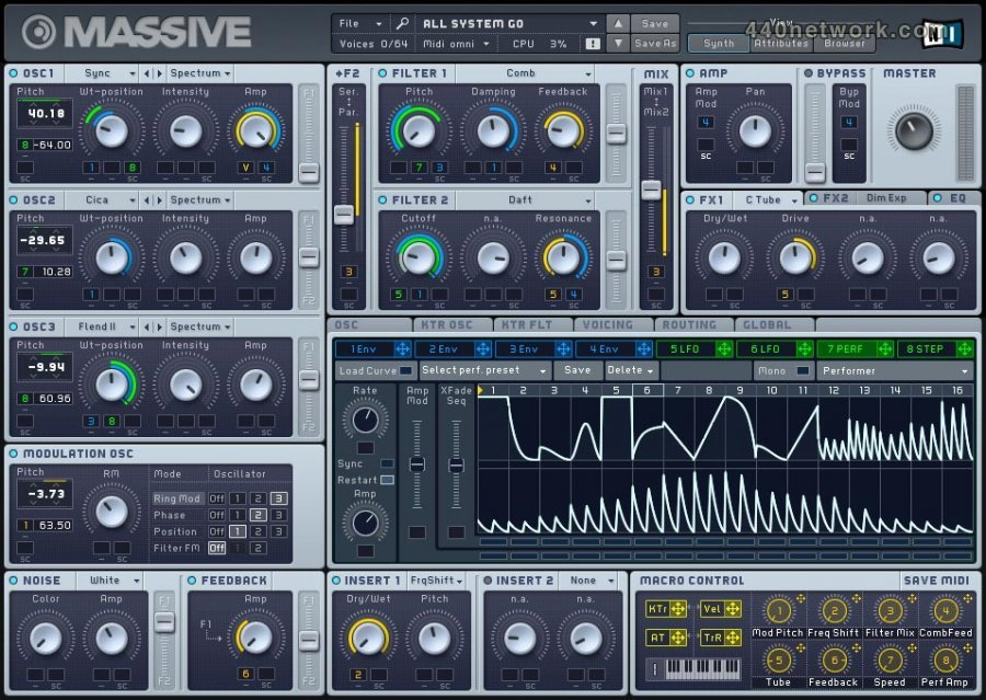 Native Instruments Massive