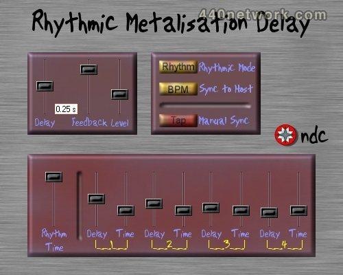 Ndc Plugs Rhythmic Metalisation Delay