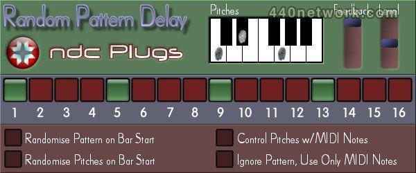 Ndc Plugs Random Pattern Delay