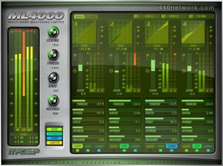 McDSP ML4000
